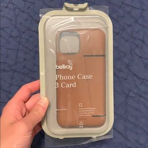 NWT Bellroy iPhone 11 Pro Case - 3 Card
